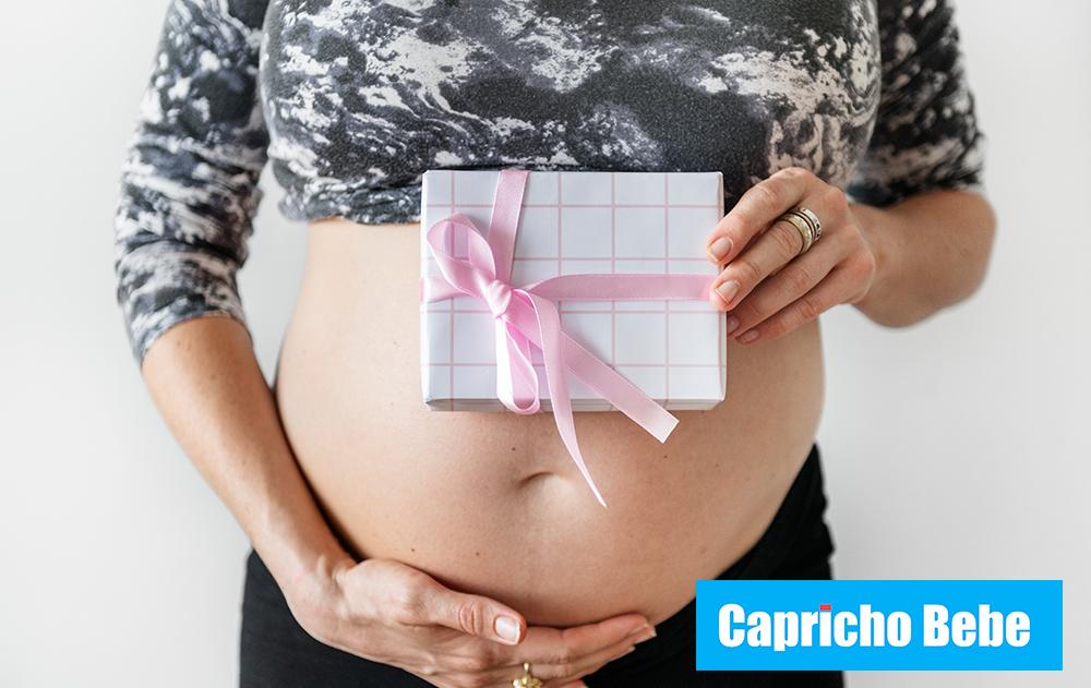 Qué regalar a una embarazada en Capricho Bebé