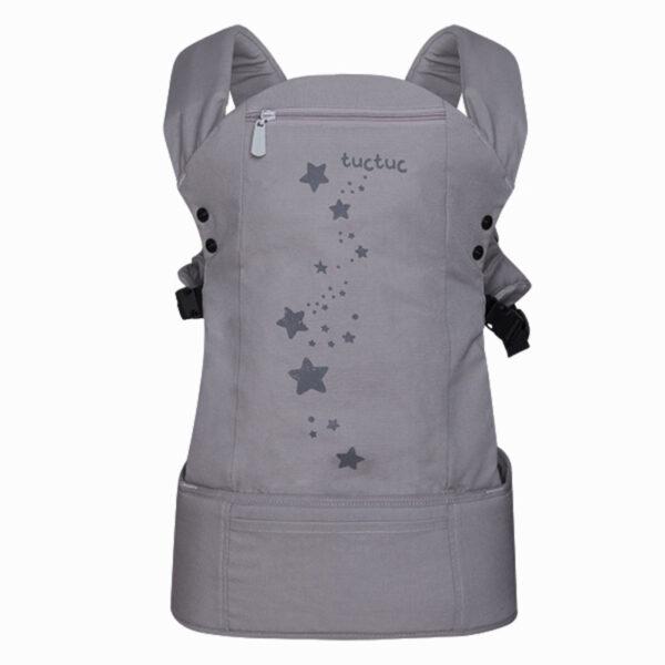 Portabebés Ergonómio Weekend Constellation color gris