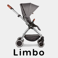 AB Design Limbo cochecito bebé en Capricho