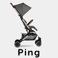 AB Design Ping cochecito bebé en Capricho