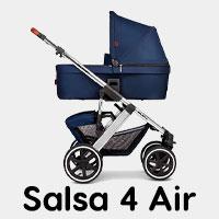 ABC Design Salsa 4 Air cochechito bebé en Capricho