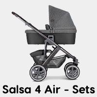 ABC Design Salsa 4 Air - Sets cochechito bebé en Capricho
