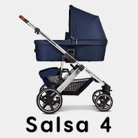ABC Design Salsa 4 cochechito bebé en Capricho