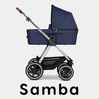 ABC Design Samba cochechito bebé en Capricho
