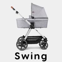 AB Design Swing cochecito bebé en Capricho