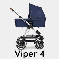 ABC Design Viper 4 cochechito bebé en Capricho